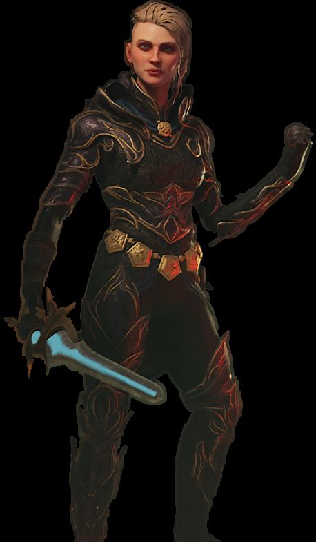 main character Avyanna
